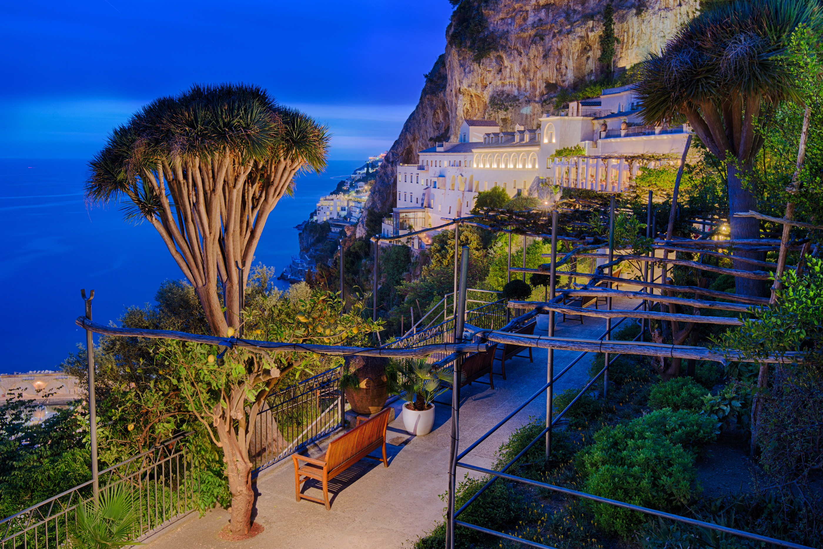Grand hotel convento di amalfi 5 luxury hotel amalfi home for Convento di amalfi